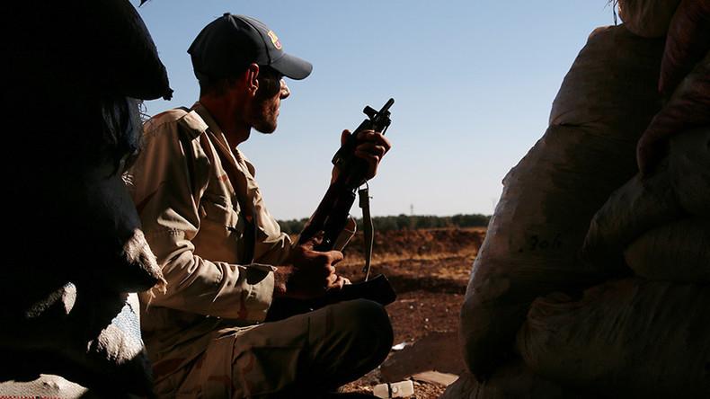 Le chef des forces spéciales américaines confirme la fin du soutien de la CIA aux rebelles syriens