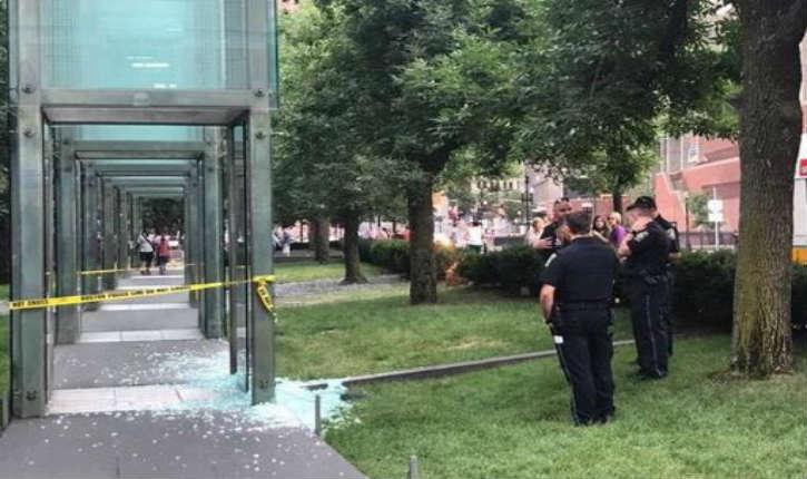 Boston : un monument en mémoire des victimes de l'Holocauste a été vandalisé
