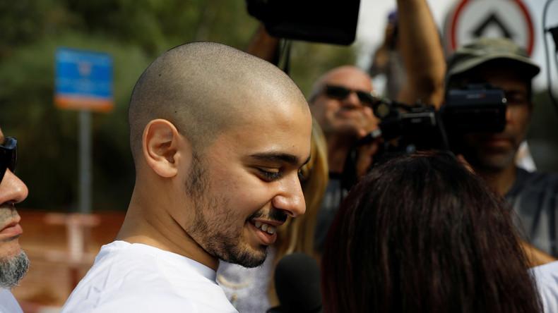 Israël : Le soldat Elor Azaria entre en prison accompagné par ses nombreux soutiens (Photos)