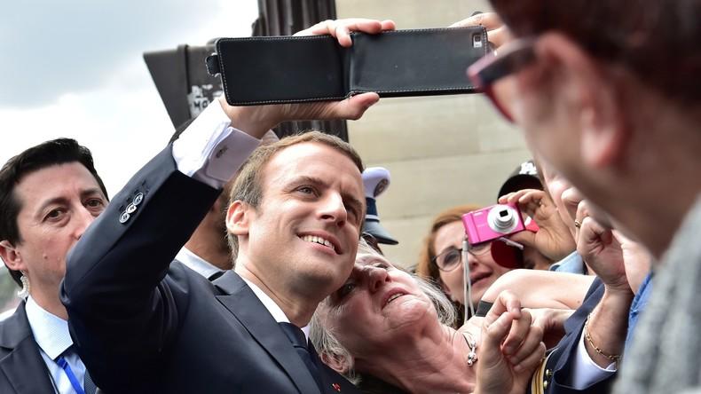 Encore pire que Hollande : cent jours après son élection, seulement 36% des Français satisfaits de Macron