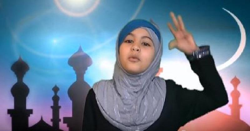[Vidéo] Ces fillettes musulmanes françaises ont un message pour les non-musulmans