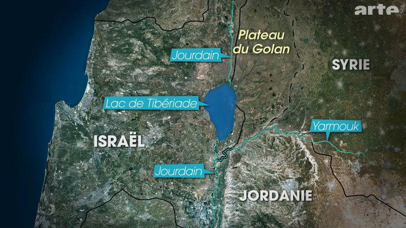 Israël va fournir les palestiniens de l'Ouest du Jourdain et de Gaza en eau douce
