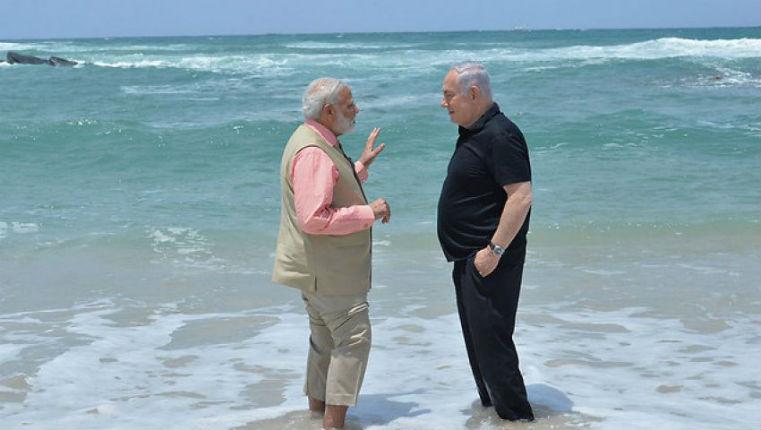 Le rédacteur en chef d'Al-Sharq Al-Awsat : «la visite du Premier ministre indien en Israël a éveillé la jalousie des Arabes»