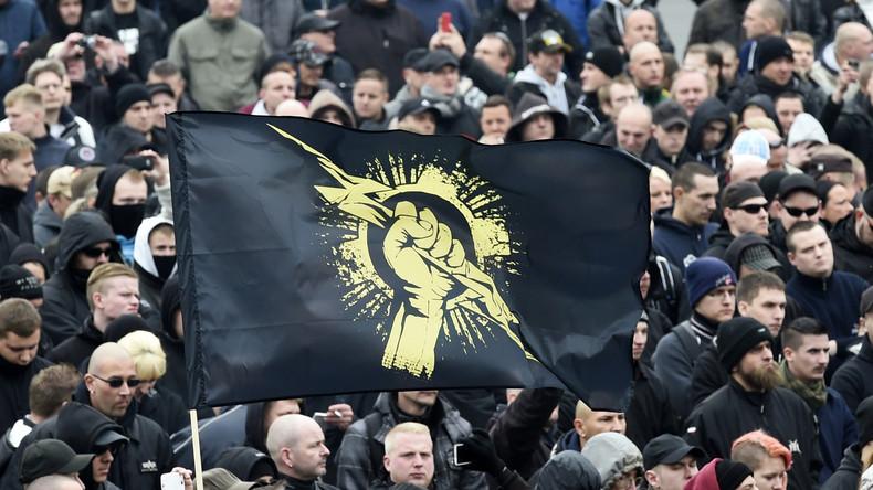 Marche de néonazis de toute l'Europe à Berlin, des contre-manifestations attendues