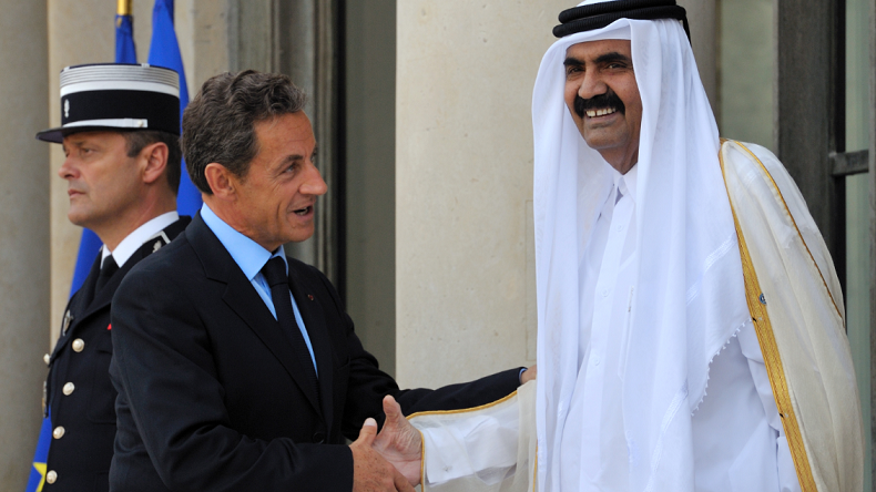 Nicolas Sarkozy serait visé par une enquête sur l'attribution de la Coupe du monde 2022 au Qatar selon le quotidien The Telegraph
