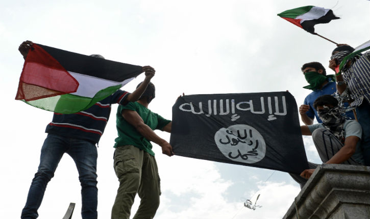 Europe : voici comment les terroristes arabes s'inspirent assez bien de leurs frères Palestiniens