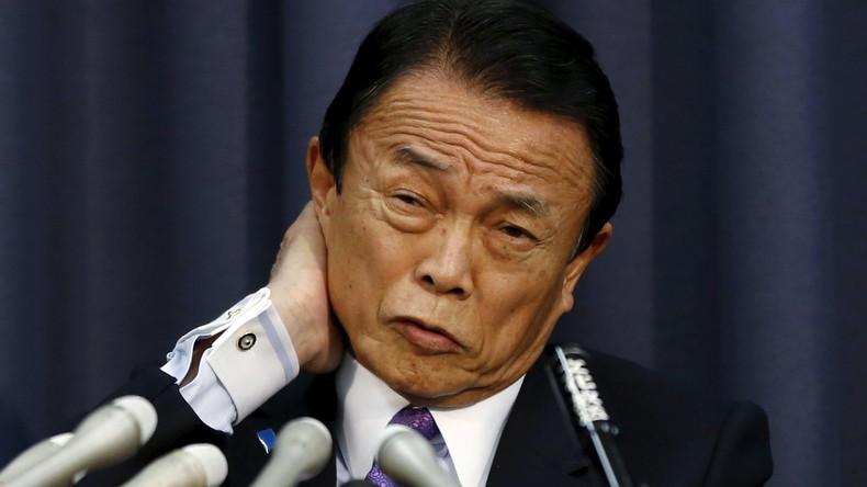 Japon : Dérapage du vice-Premier ministre qui estime qu'Hitler avait de «bonnes raisons»