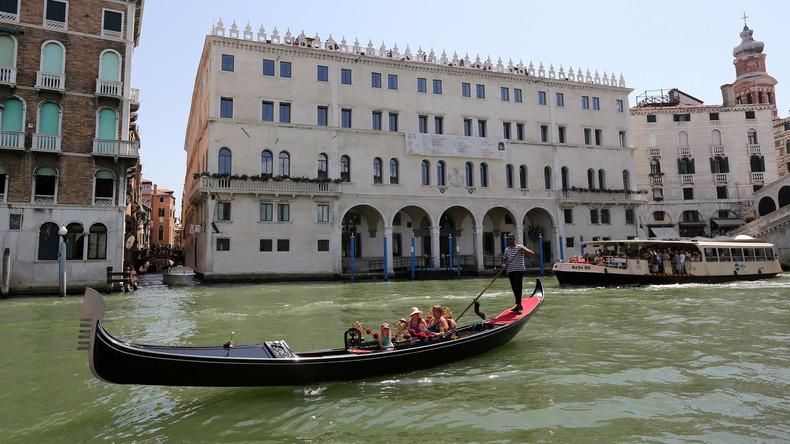 Le maire de Venise promet d'abattre quiconque criera «Allah Akbar» : «Parlons clairement : l'angélisme, c'est terminé»