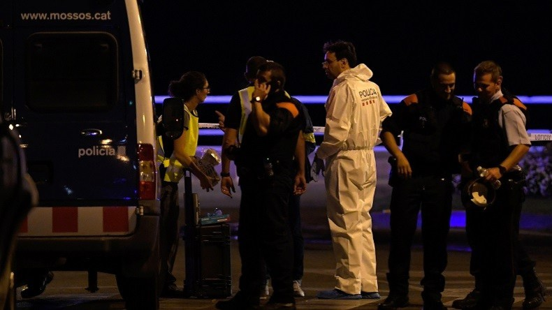 Second attentat à Cambrils, au sud de Barcelone : Cinq terroristes présumés abattus