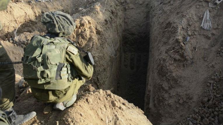 [Vidéo] Israël construit une énorme barrière anti-terroriste souterraine autour de Gaza contre les infiltrations par tunnels