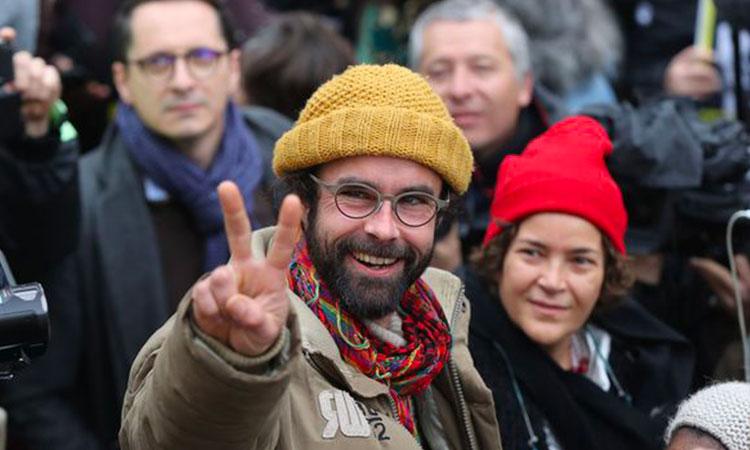 Cédric Herrou ou l'activiste français pro-migrant qui veut mettre fin aux frontières