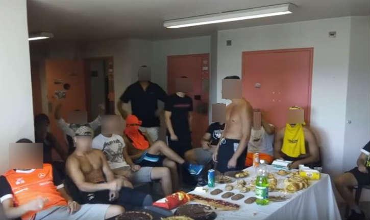 [Vidéo] Savoie : des détenus tournent un clip dans une prison avec des téléphones portables et le diffusent sur Youtube