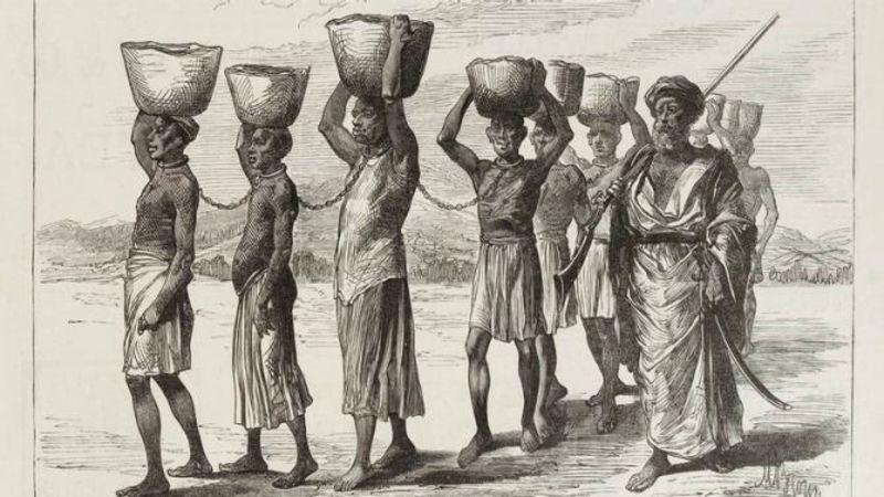 esclavage arabo-musulman