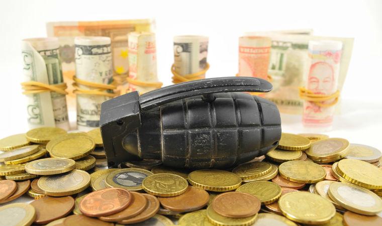 Alerte : 70% des banques européennes en état de quasi faillite. L'UE prépare un gel préventif des comptes des particuliers afin d'éviter des ruées bancaires