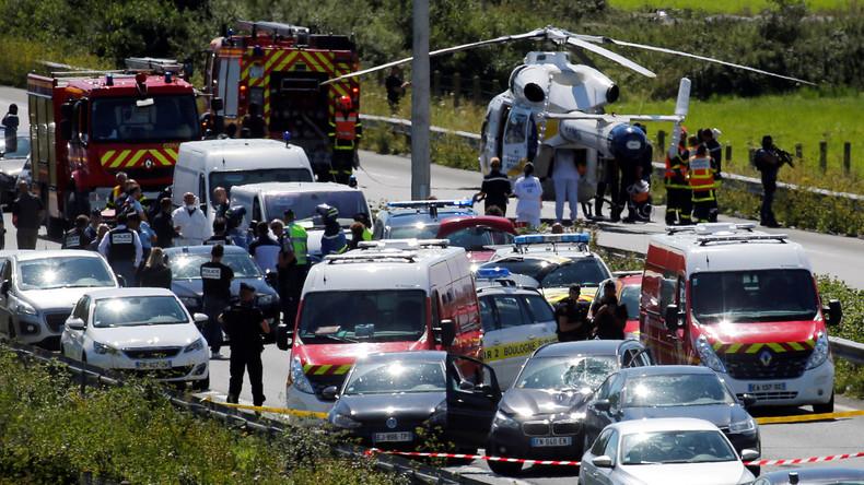 Attaque terroriste de Levallois : Le suspect, un Algérien de 36 ans, blessé lors de son interpellation par les Brigades de Recherche et d'Intervention