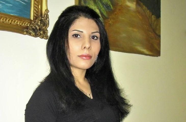 La journaliste iranienne Neda Amin menacée dans son pays remercie Israël de l'accueillir comme réfugiée