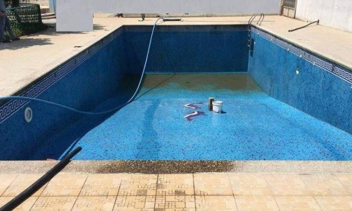 Drame humanitaire gaza l 39 eau des piscines et les spas for Infection urinaire et piscine