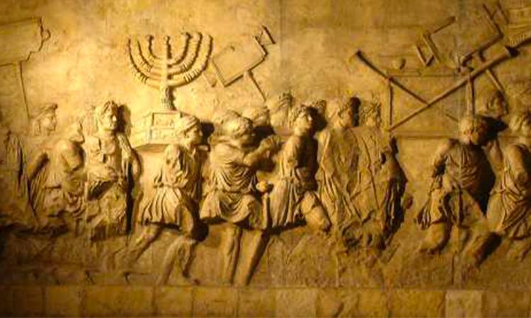 « Le jour où j'ai vu la Ménorah ! »  Expédition dans les profondeurs du Vatican