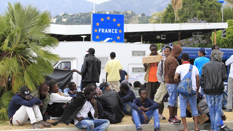 Alors que l'immigration est la principale crainte des Français, Macron consacre 5 Milliards d'euros par an pour les clandestins dits « migrants »… pas sûr que les contribuables soient d'accord