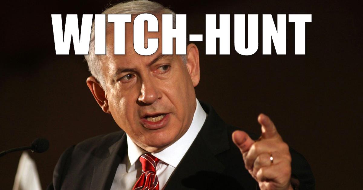Le comportement fasciste et putschiste de la gauche israélienne face à Binyamin Netanyahu