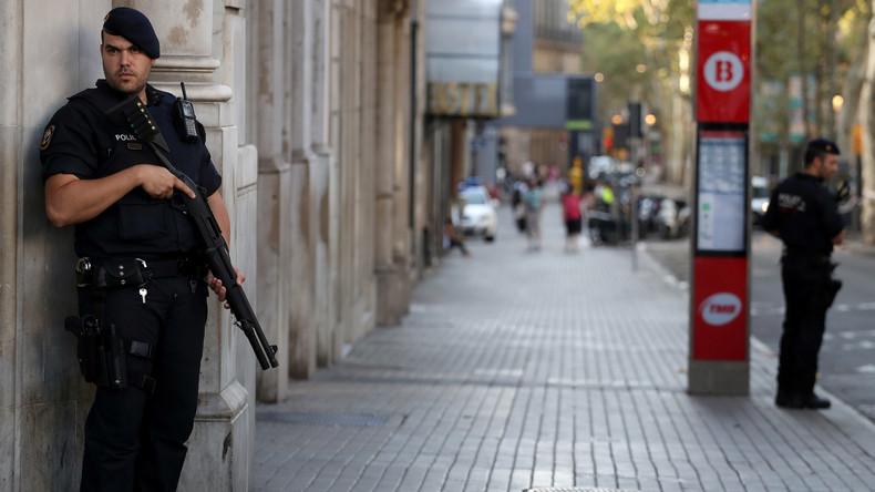 Barcelone avait été avertie par la CIA d'un «possible attentat» il y a deux mois