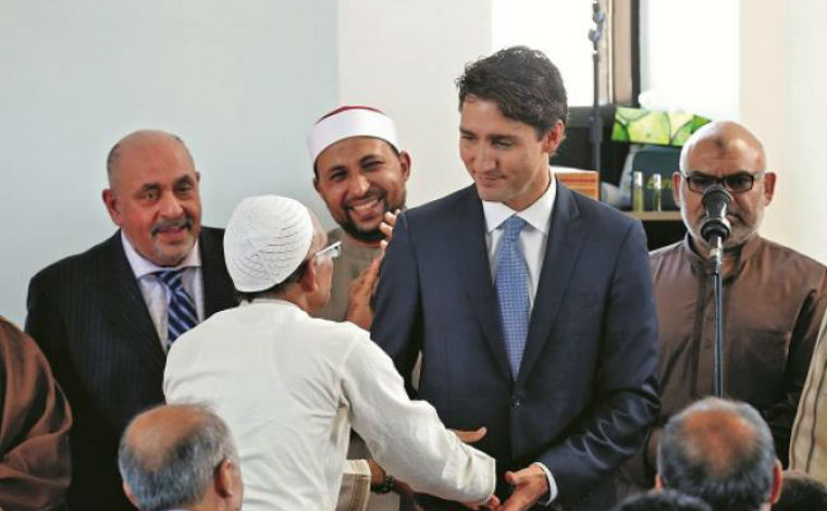 Canada : Le soutien de Trudeau aux Islamistes