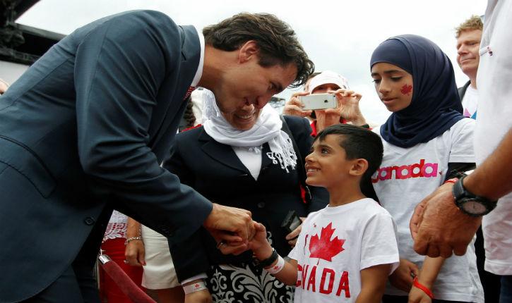Le Québec n'a pas à payer pour les «invités de Justin Trudeau»