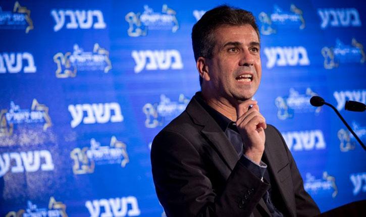 Eli Cohen, ministre de l'industrie : vouloir faire passer Trump pour un antisémite est pathétique