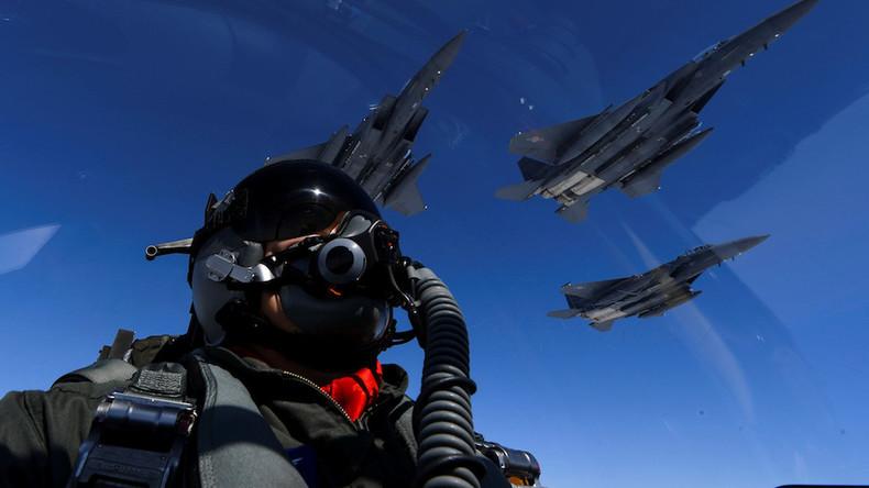 Washington fait voler ses avions de chasse et ses bombardiers au-dessus de la Corée du Nord
