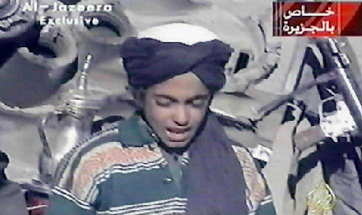 Hamza le fils de ben Laden, appelle les musulmans à participer au «jihad» contre l'Occident