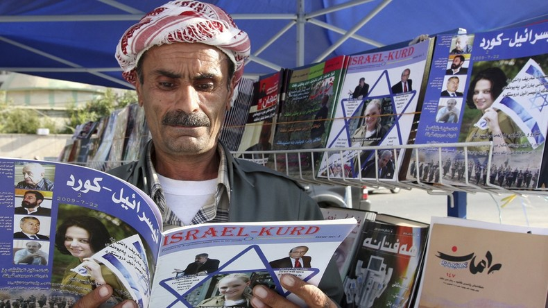 Israël apporte son soutien au référendum d'indépendance du Kurdistan irakien