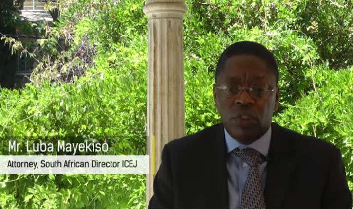 [Vidéo] Luba Mayekiso : «Israël est le seul pays au monde qui aide l'Afrique sans arrières-pensées de domination politique ou financière»