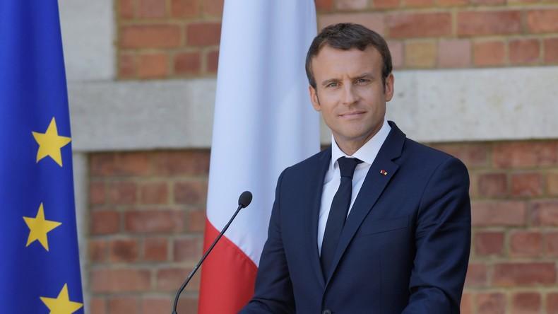 Pour Macron, le terrorisme c'est du passé. Le chef de l'Etat veut créer un musée-mémorial pour les victimes «du» terrorisme