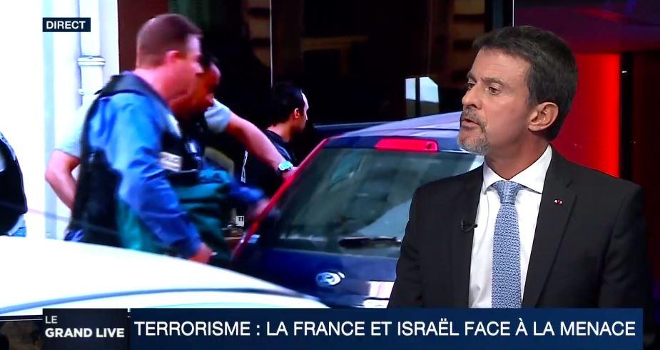 Manuel Valls «Je me suis réjoui des déclarations d'Emmanuel Macron lorsqu'il a dit que l'antisionisme, c'est une nouvelle forme d'antisémitisme» (Vidéo)