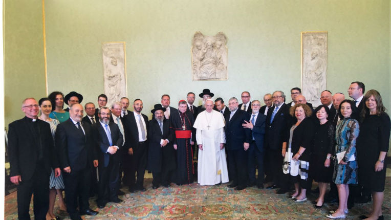 Des rabbins appellent l'Eglise à lutter contre la «dérive radicale de l'islam»