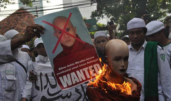 Mensonges : Israel est le principal fournisseur d'armes du régime Birman