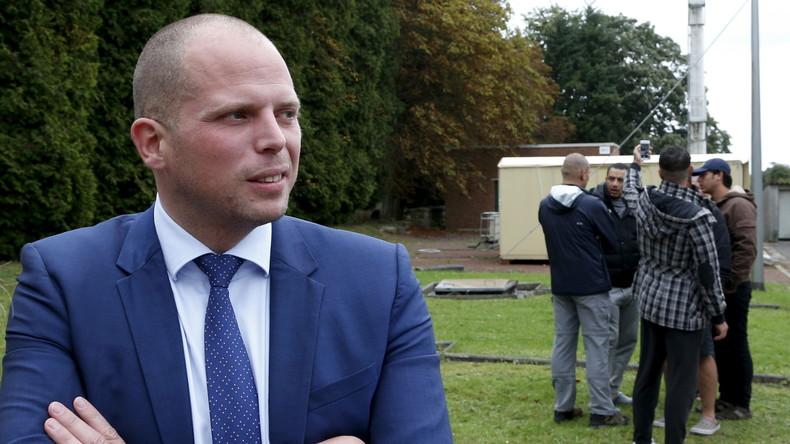 Belgique: Théo Francken, secrétaire d'Etat belge à l'Asile, se réjouit du «nettoyage» de migrants. «Je continuerai à le faire, le désordrede la gauche estimmense»