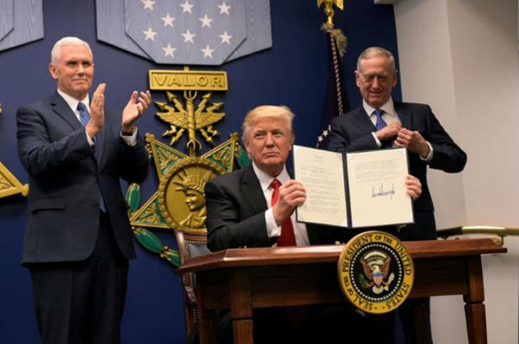 Trump pourrait durcir son décret anti-immigration et y ajouter plusieurs pays