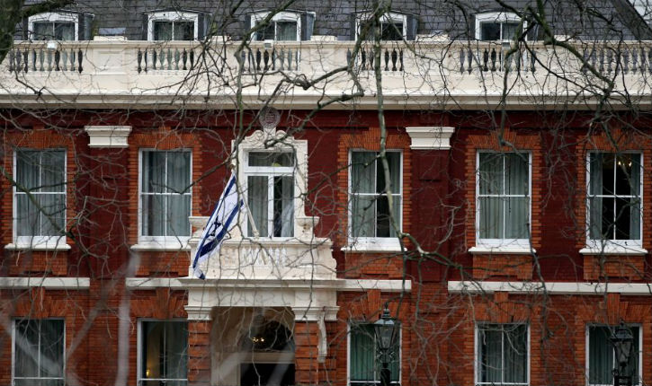 Pourquoi  Israël  ne réclame pas  la fermeture du site internet  de Jewish Voice for Peace ?