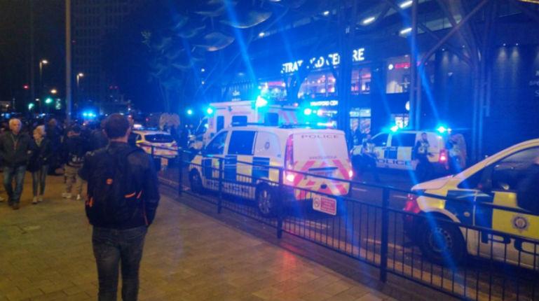 Londres : Nouvelle attaque à l'acide près d'un centre commercial, six blessés