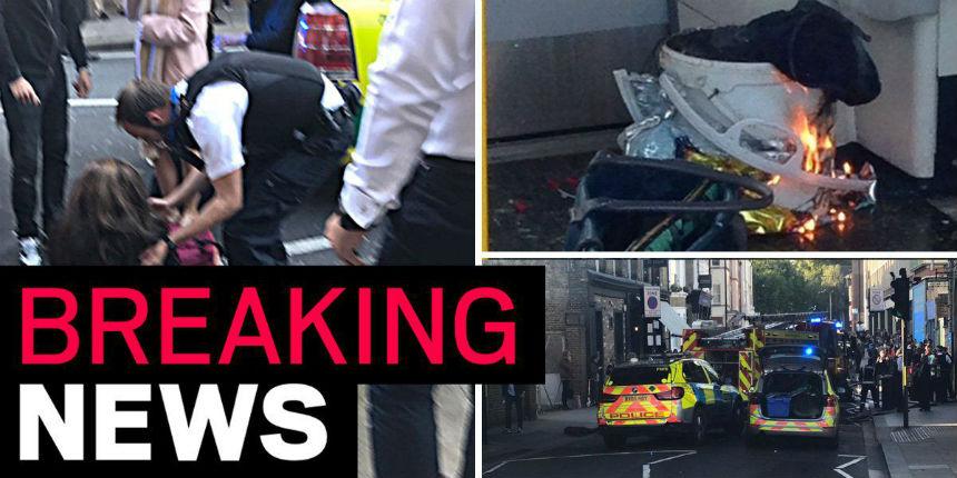 EN DIRECT – Attaque terroriste dans le métro à Londres: Au moins 18 blessés suite à une explosion (Vidéo)