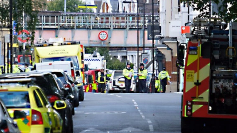 Attentat dans le métro de Londres : Le suspect de 18 ans est un migrant irakien