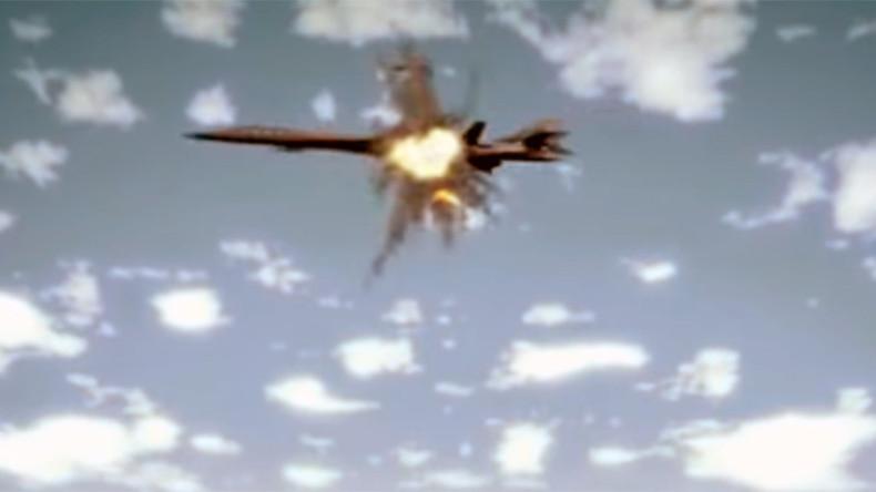 L'armée nord-coréenne détruit un bombardier nucléaire américain dans une rocambolesque vidéo de propagande