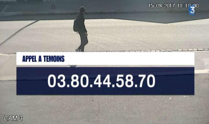 [Vidéo] Appel à témoins :  Attaque au marteau sur deux femmes au cri d'Allah Akbarà Chalon-sur-Saône