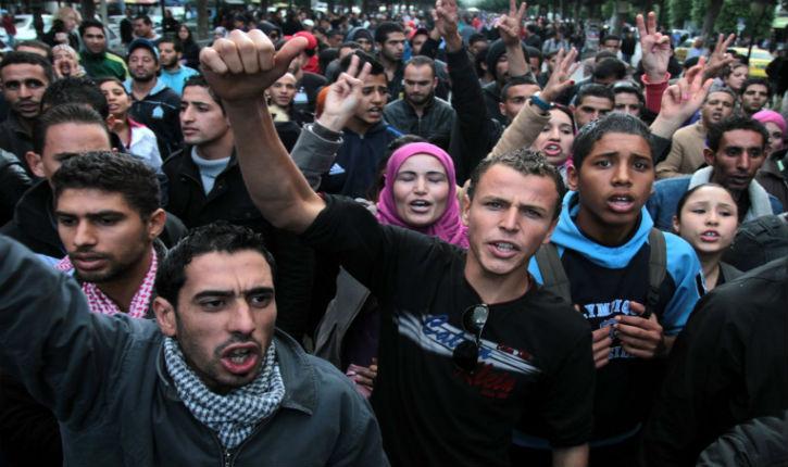 Le monde Arabe, une terre des sans-emplois et du désespoir de la jeunesse qui jalouse Israël