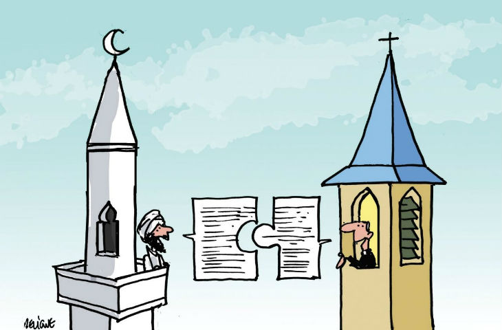 Abbé Drillon : « Le dialogue islamo-chrétien est souvent une foutaise » (Vidéo)
