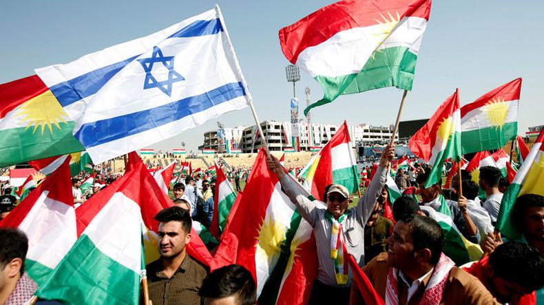 «Un drapeau israélien ne vous sauvera pas», le dictateur islamiste Erdogan menace d'affamer les Kurdes d'Irak