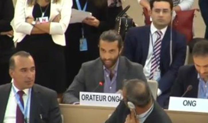 Le fils du Fondateur du Hamas secoue le Conseil des droits de l'homme de l'ONU: «Si Israël n'existait pas, vous n'auriez personne à blâmer»