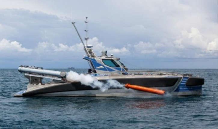 LeSeagull, une mini-frégate israélienne sans équipage équipée pour la lutte anti-sous-marine