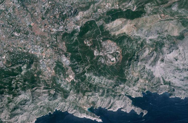 EN IMAGES. Le satellite franco-israélien Venµs livre ses premières photos